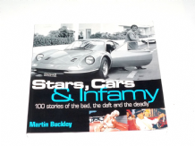 Stars, Cars & Infamy  100 Stories of the Bad, the Daft and the Deadly (Buckley 2003)